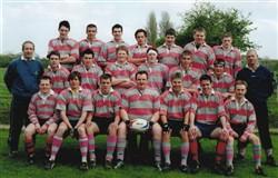 Olney RFC Colts XV Season 2003-04