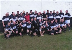 Milton Keynes Rugby Union Football Club Eales memorial match team, 2010