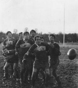 Wolverton Match at the recreation Ground