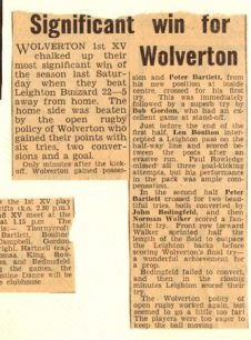 Significant win for Wolverton