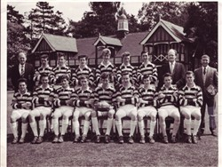 Bletchley Grammar School 1st XV 1961-62