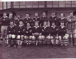 Bletchley RUFC Team Photograph 1978-79