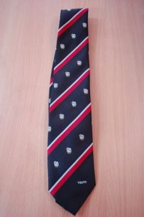 Bucks County Youth Rugby Team tie