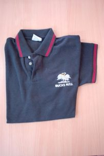 Bucks RFU Team Polo Shirt