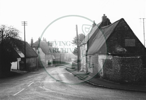 Photograph of Old Bradwell (1971).
