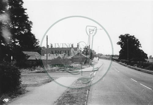 Photograph of Stonebridge Farm New Bradwell (1971).