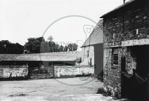 Photograph of Warren Farm Wolverton Mill (1971).