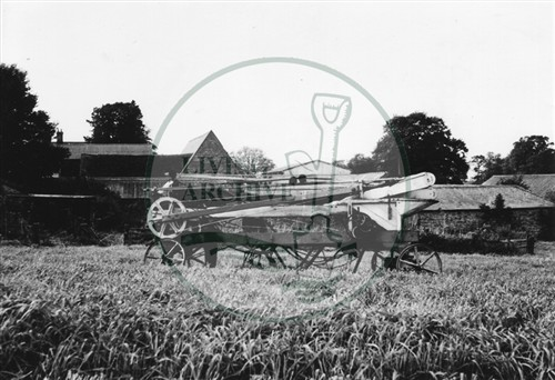 Photograph of Warren Farm Wolverton Mill Stony Stratford (1971).