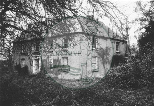 Photograph of Old Rectory, Peartree Bridge (1971).
