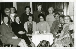 A Mothers Union Tea.
