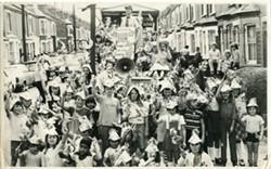 New City Baptist Church's carnival float.