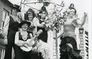Carnivals, fetes and festivals