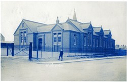 Boys School, Church Street, Wolverton.