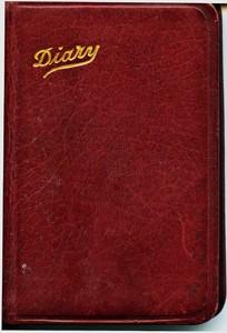 Pocket diary 1935.