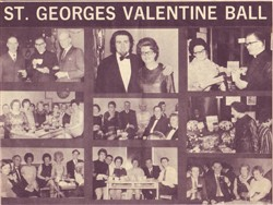 St  George's Valentine Ball.