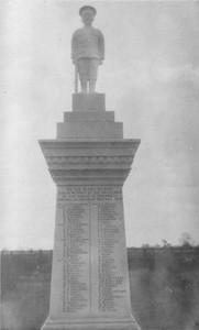 New Bradwell War Memorial