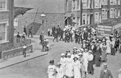 McCorquodales Lockout Wolverton 1915.