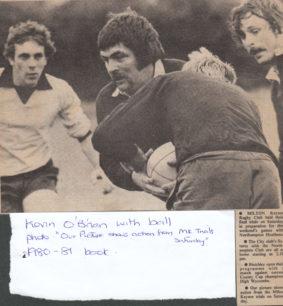 Milton Keynes Rugby  Club trials