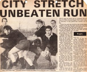 'City Stretch Unbeaten Run'