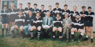 Milton Keynes Rugby Club Team  1985-86