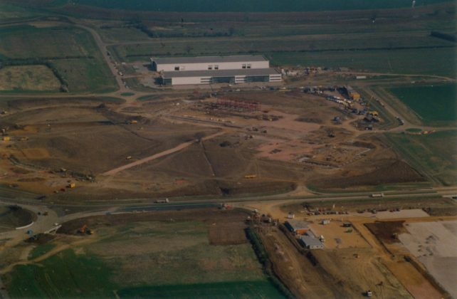 View of construction sites | Bob Hill