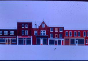 Civic Trust Scheme for Stony Stratford High Street