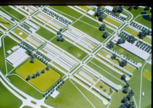 Netherfield Layout model