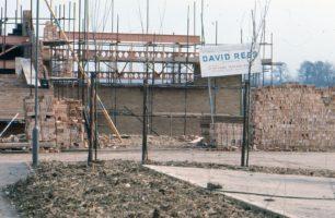 A building site