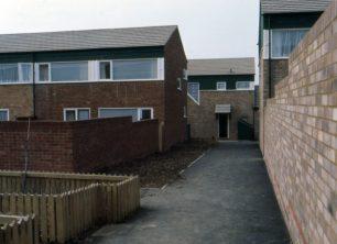 Eaglestone housing estate