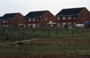 Stantonbury housing estate
