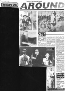 Review of the MK Festival of May 1991 [newspaper cutting]