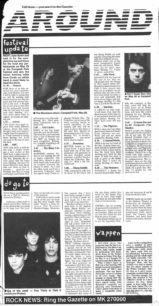 Preview of the MK Festival in May 1991 [newspaper article]