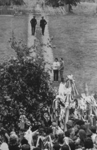 Second image of the Festival Procession 1980