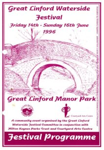 Great Linford Festival Programmes 1995 to 1997