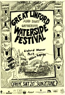 Great Linford Festival 1998 programme 19th to 21st June