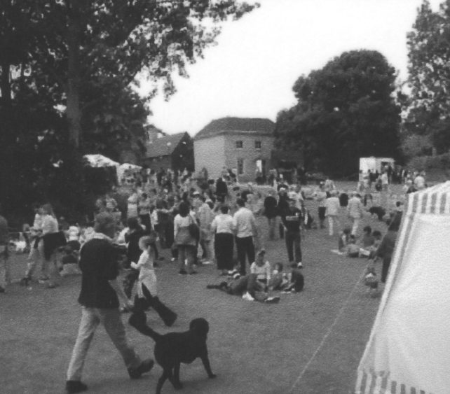 View of the 2002  Festival