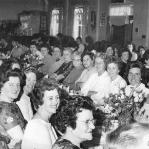 Bradwell Mothers Club Annual Dinner.