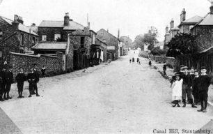 Canal Hill, Stantonbury