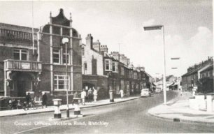 Council Offices and Victoria Road