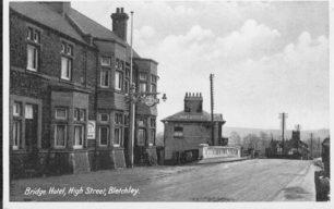 Bridge Hotel, High Street, Fenny Stratford