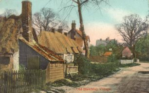Church Green Road, Old Bletchley Village