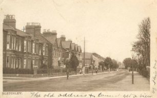 Bletchley Road (western end)