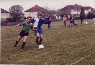 127-17! Haversham v's Greenleys 1995