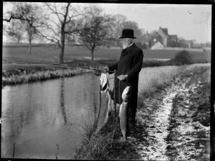 A. Roberts fishing