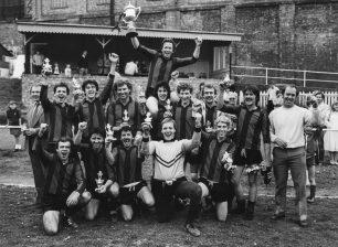 Greenleys v's Primrose, S.L. Cup Final 1984