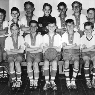 Holne Chase School, 1959