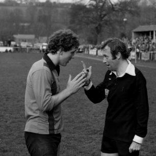 MK City v's Aylesbury, 1980