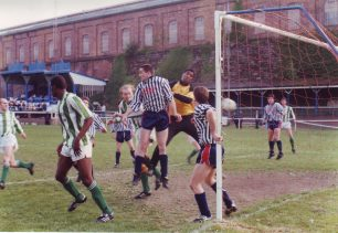 Stantonbury Charity Cup Final 1993