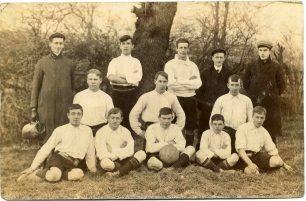 Stony Stratford Baptists, 1906-07