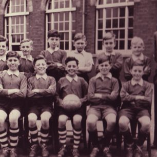 Wolverton Junior School, 1950s